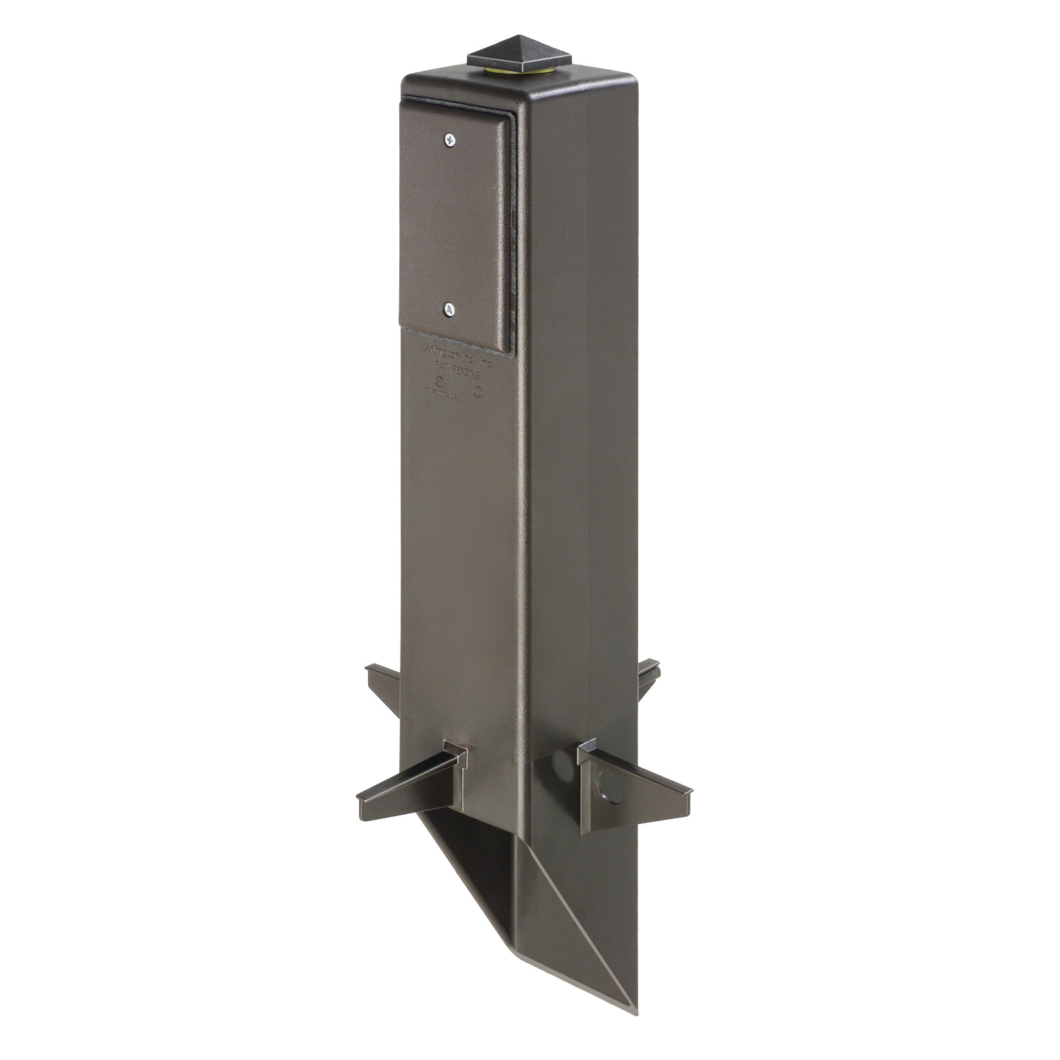 Lighting Fixtures Poles Posts Hardware Stanion Southwire Circuit Breaker Finder With Gfci Check Analog Voltage Landscape